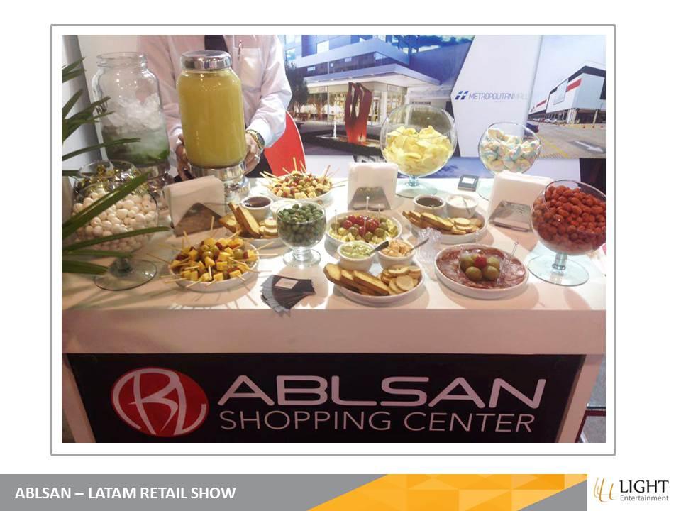 Ablsan - Latam Retail Show